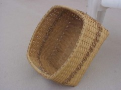 Algonquin Shelf Basket