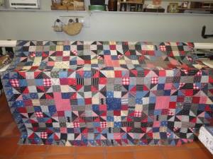 Pinwheels and squares