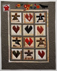 Sisters Love Inspired by a Cheri Payne Pattern